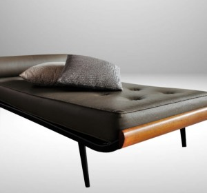 Dick Cordemeijer Cleopatra Daybed with Mattress, Auping, 1954