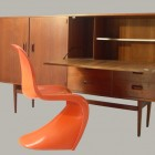 Sideboard and desk from North Europe 1960