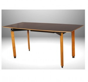 Italian  Midcentury Dining  table by Ignazio Gardella