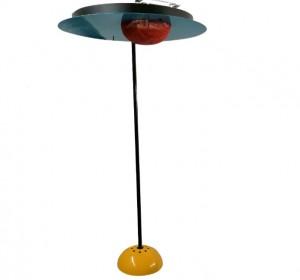 "Carlo Forcolini  "" Alessia"" ceiling light  for Artemide 1989"