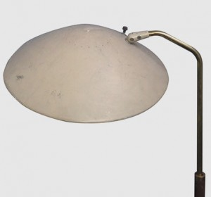 French floor lamp from the 50′s
