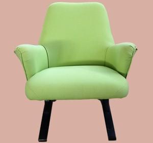 Ico Parisi green armchair