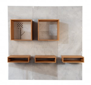 Fuorisalone 2015 – Wall Pixel Panel
