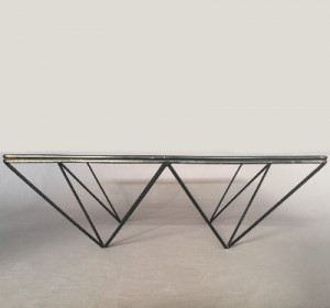 Alanda Cofee table designed by Paolo Piva forB&B