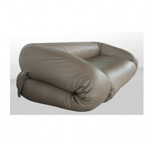 ANFIBIO sofà transformable in Day Bed by Giovannetti Collezioni