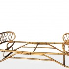 Rattan day bed from the 60′s