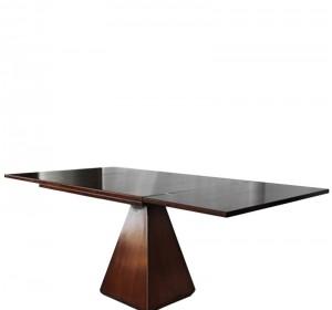 Italian Midcentury extensible table by Vittorio Introini